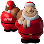 Santa Stress Balls